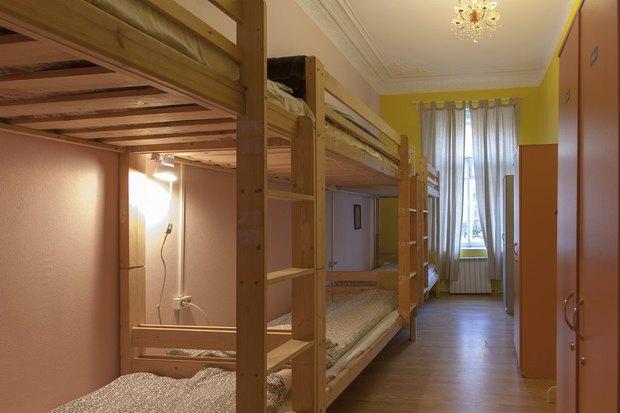Создатели Hello Hostel открыли хостел вКовенском переулке. Изображение № 5.