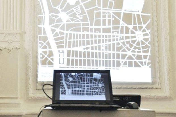 Экспресс-автобус ваэропорт, концепция пешеходного Невского ичёрная разметка на дорогах. Изображение № 4.