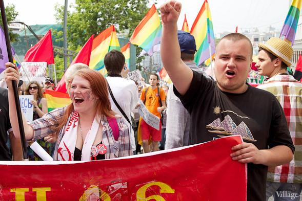 Фоторепортаж: «Марш миллионов». Изображение № 20.