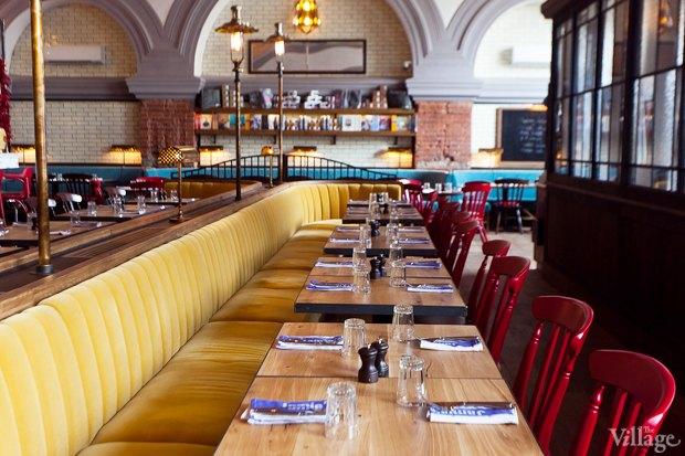 Новое место: Ресторан Jamie's Italian. Изображение № 7.