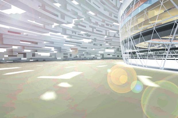 Иностранный опыт: 8 фантастических городских проектов. Изображение № 42.