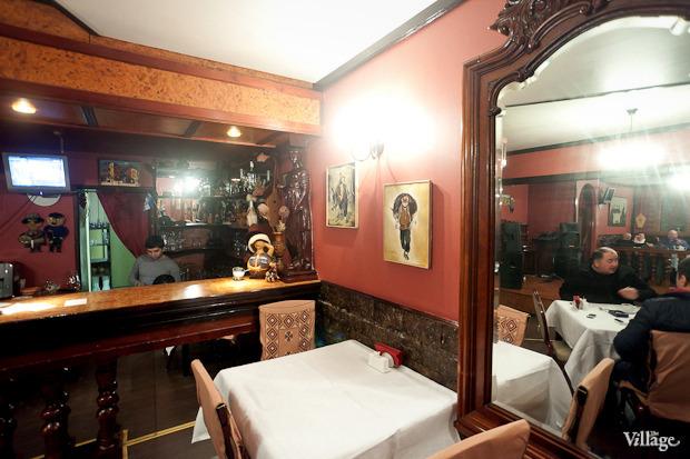 Все свои: Грузинское кафе «Сакартвело». Изображение № 3.