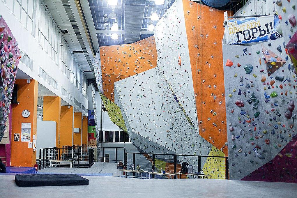 BigWall: Как построить исделать прибыльным самый большой скалодром в Москве. Изображение № 2.