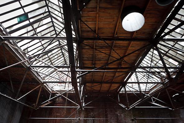 Группа «Фабрика»: Гид по арт–пространствам Обводного канала. Изображение № 65.