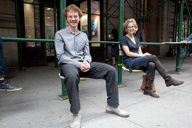 Идеи для города: Барные стойки на улицах Нью-Йорка. Изображение № 10.