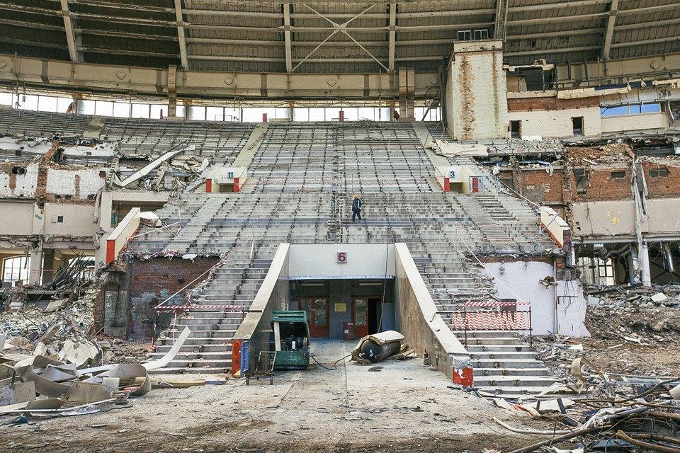 Как сейчас выглядит стадион «Лужники». Изображение № 12.