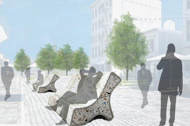 «ПроФОРМА»: 20 идей малых объектов городской среды. Изображение № 10.