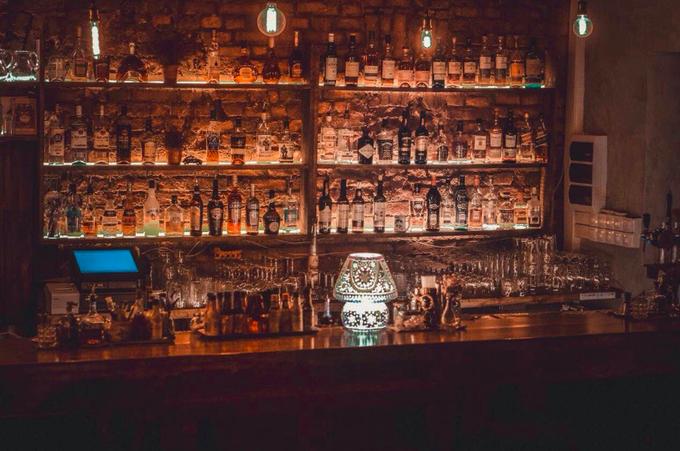 На месте Backyard de Moscou открылся бар «Лисица». Изображение № 3.