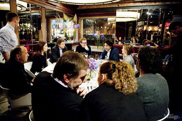 Разговоры на ужине: Кто заказывает архитектуру в Москве. Изображение № 11.