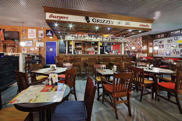 Grizzly Bar в Екатеринбурге. Изображение № 2.