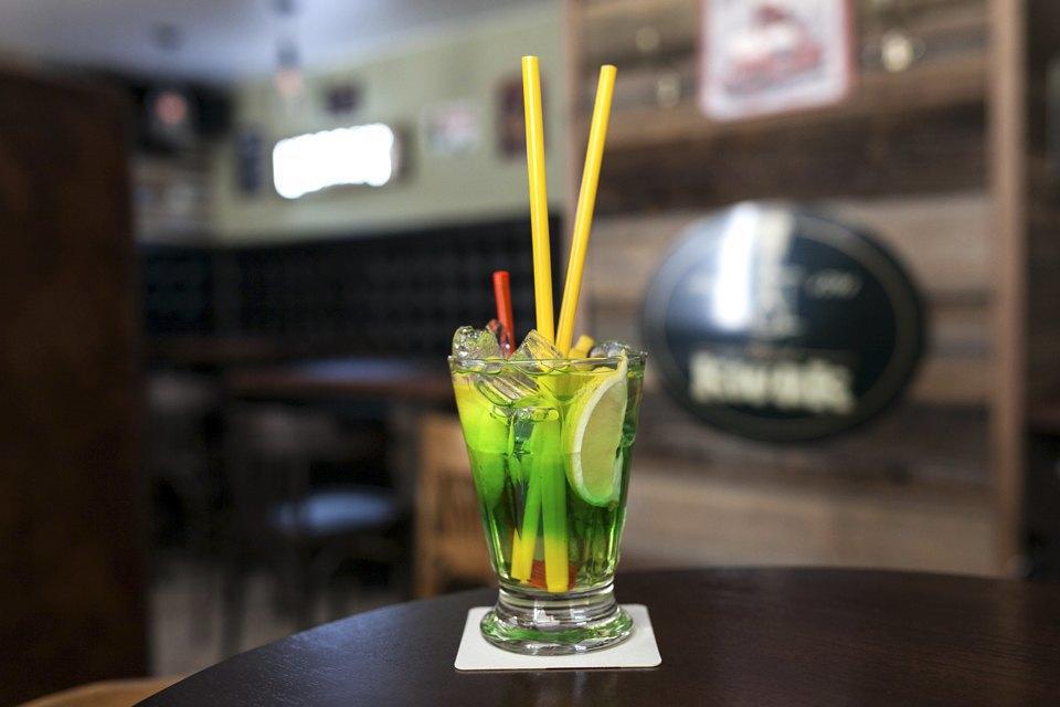 Tokyo Ice Tea - 400 рублей. Изображение № 15.