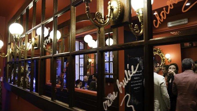 Сеть кафе «Жан-Жак» открыла филиал вЛондоне. Изображение № 2.