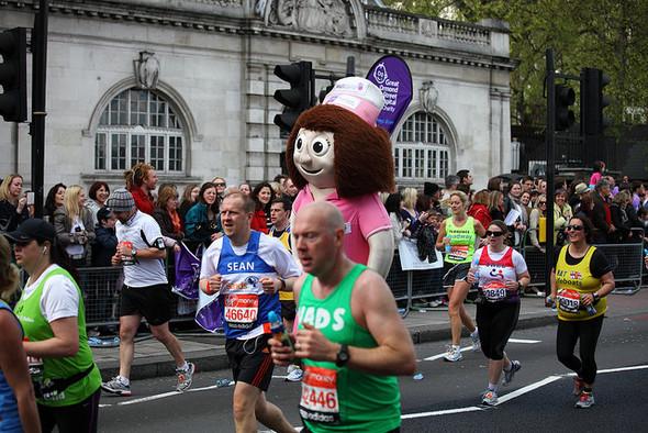 Иностранный опыт: 5 городских марафонов. Изображение № 13.