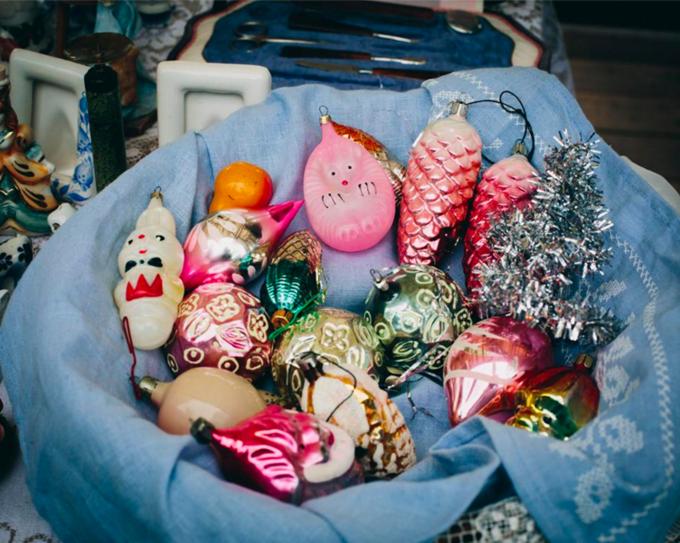 «Антикварный уикенд» на Даниловском рынке будет проходить каждую неделю. Изображение № 1.