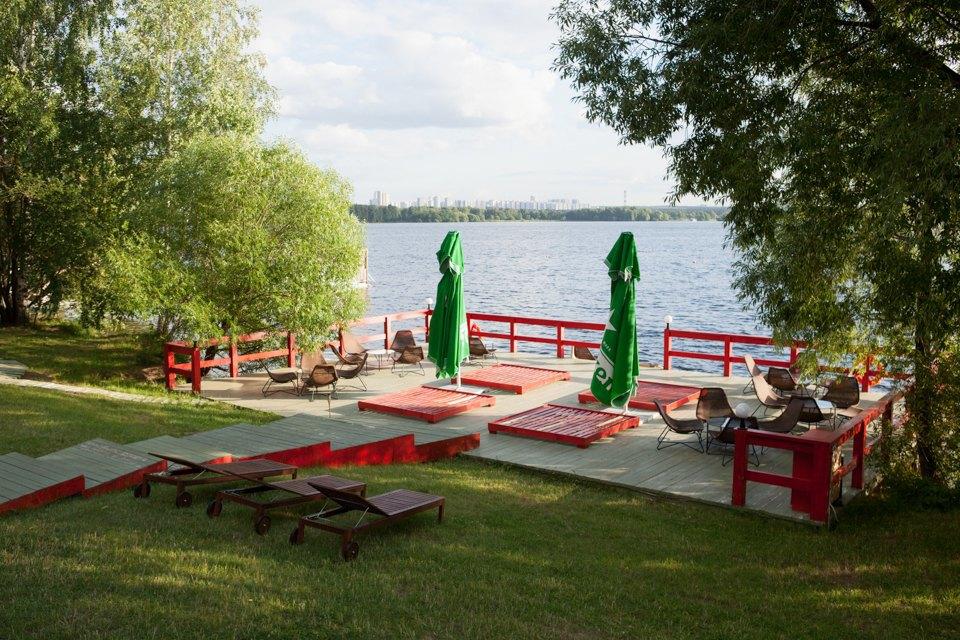 Жизнь — курорт: Пять новых открытых бассейнов вМоскве. Изображение № 1.
