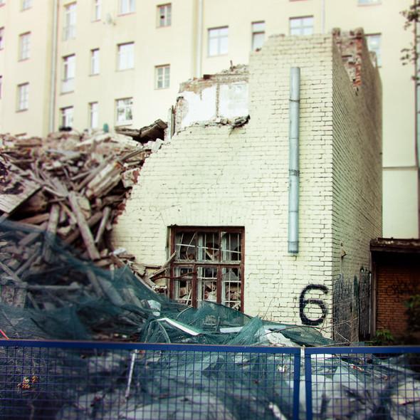В зоне риска: доходный дом в 6-м Ростовском переулке. Изображение № 4.