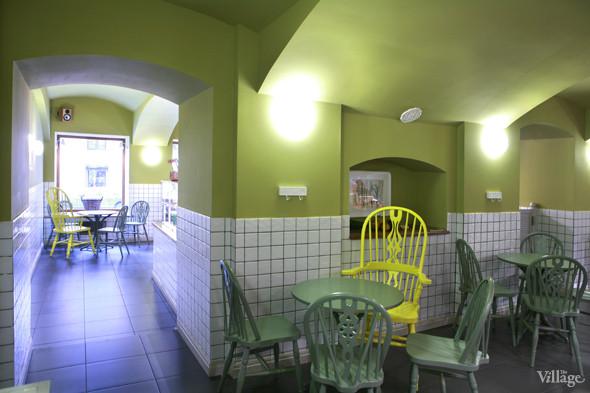 Новое место (Петербург): Кафе «Овсянка». Изображение № 27.