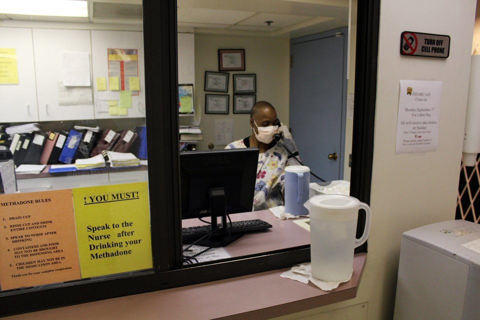 Метадоновая клиника Partners in Drug Abuse Rehabilitation Counseling, Вашингтон. Изображение № 8.