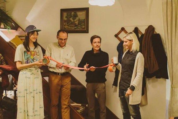 ВЛюбляне открылся «Циферблат». Изображение № 2.