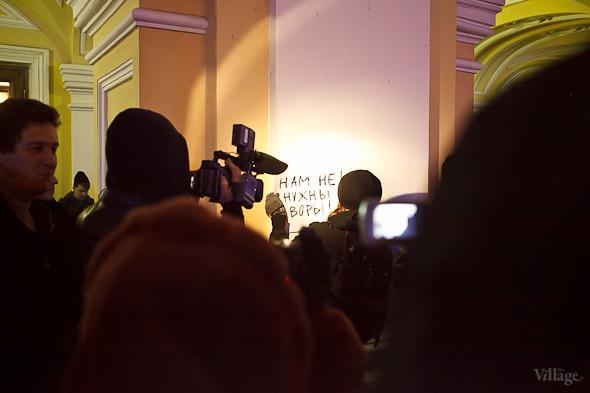Хроника выборов: Нарушения, цифры и два стихийных митинга в Петербурге. Изображение № 51.