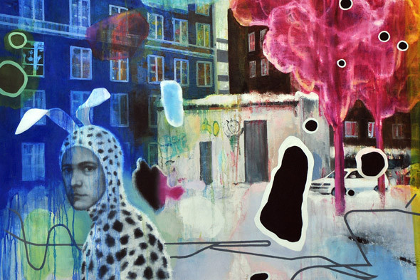 Елена Честных, «Дом энергетика», 2012. Изображение № 1.
