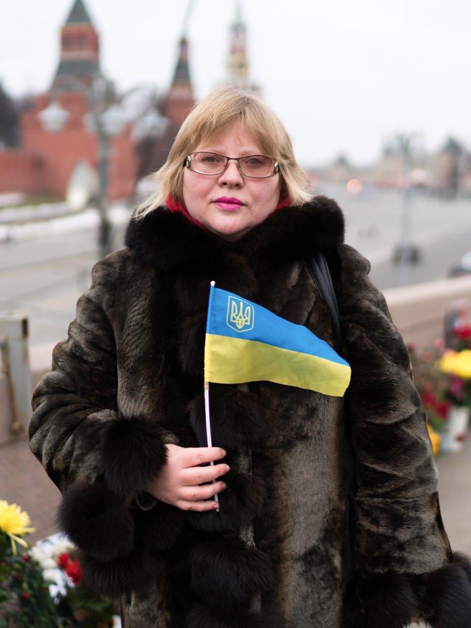 Защитники «Немцова моста» — освоих дежурствах, политике ичувстве долга. Изображение № 4.