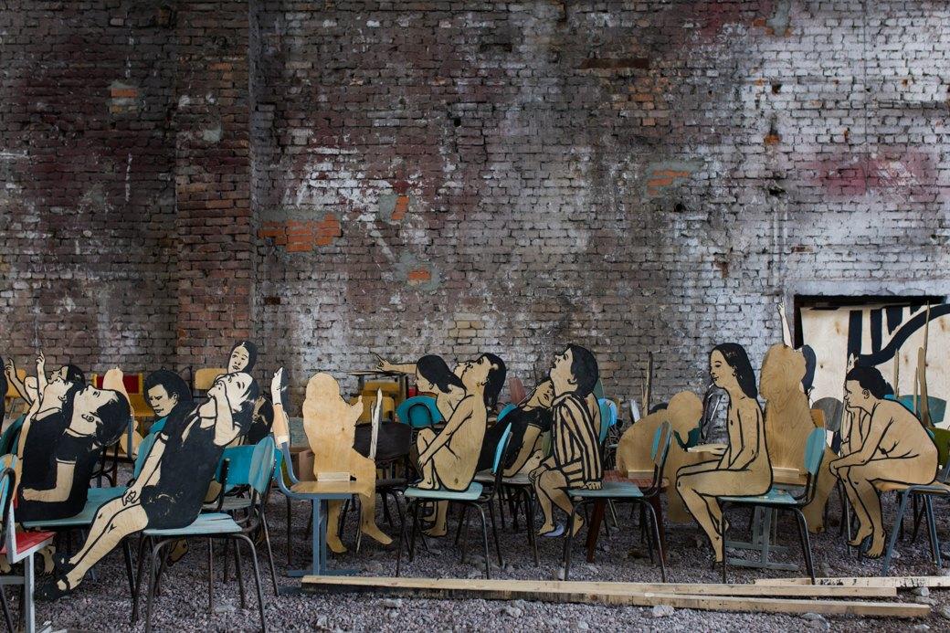 Что происходит с Музеем стрит-арта вновом сезоне. Изображение № 7.