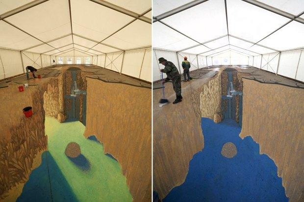 Гости столицы: Художник 3D-граффити Эдгар Мюллер. Изображение № 4.