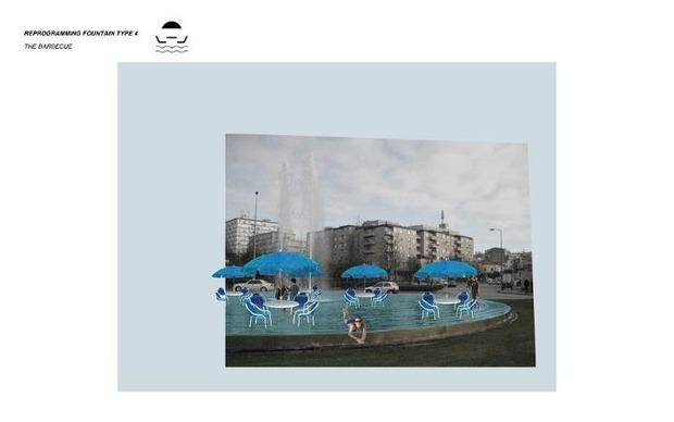 Идеи для города: Общественные бассейны в фонтанах. Изображение № 8.