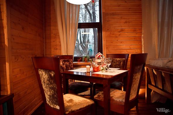 Новое место (Петербург): Ресторан Regatta. Изображение № 10.
