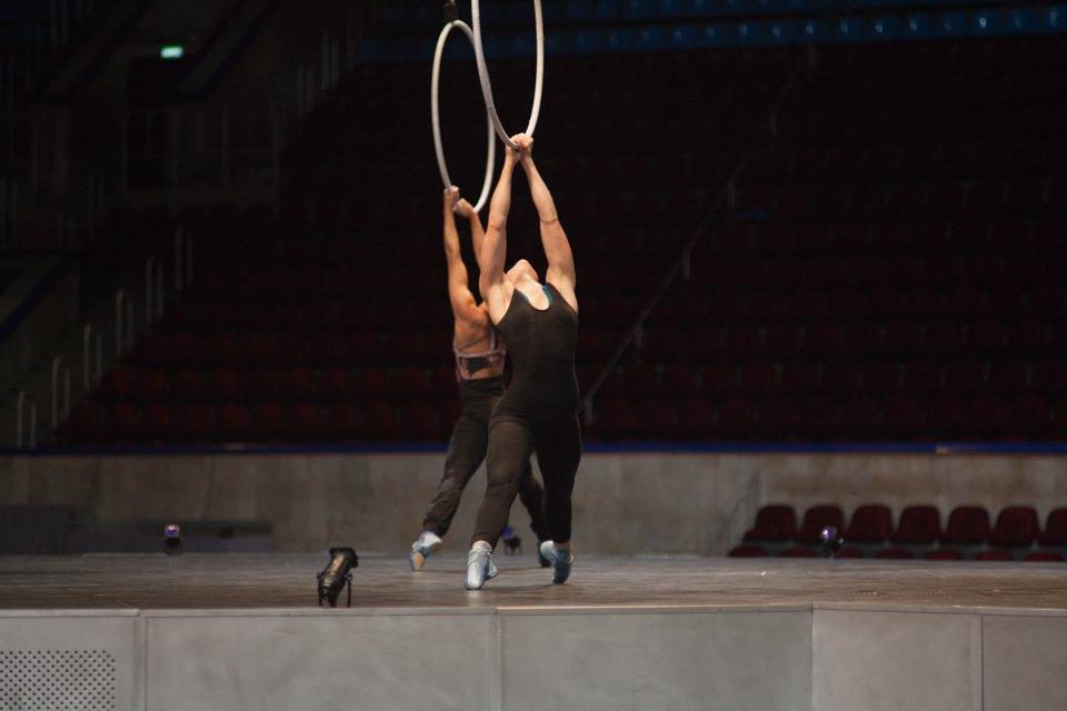 За кулисами Cirque duSoleil. Изображение № 6.