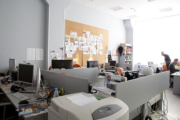 Офис недели (Москва): Simple. Изображение № 13.