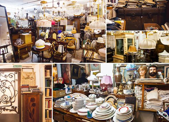 Глубокоуважаемый шкаф: 5 мебельных комиссионных магазинов Петербурга. Изображение № 24.