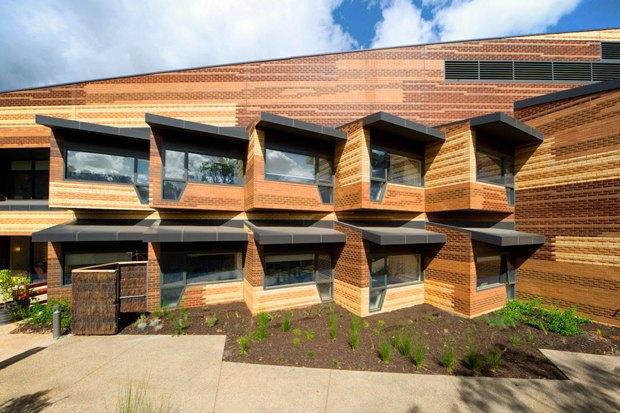 Дом престарелых на полуострове Морнингтон, Австралия. Архитектор: Lyons, Rush Wright Associates. Фотографы: John Gollings & Roger Du Buisson. Изображение № 6.