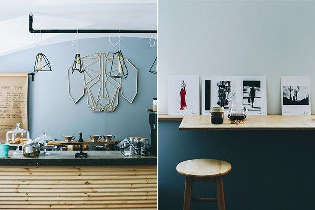 На набережной Фонтанки открылась кофейня «Характер кофе» . Изображение № 1.