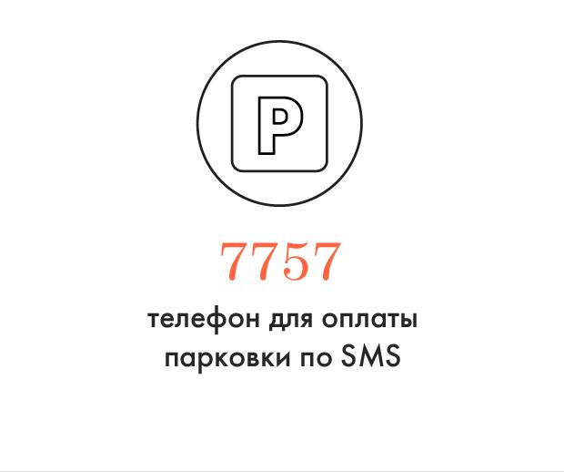 Цифра дня: Оплата парковки по SMS. Изображение № 1.