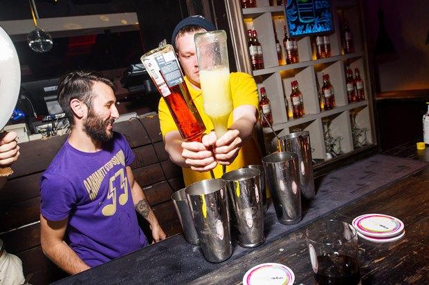 Интервью: Создатели лондонского бара Trailer Happiness — о барной культуре. Изображение № 13.