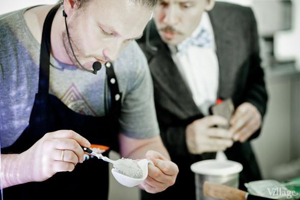 Omnivore Food Festival: Иван Шишкин готовит пеммикан и черемуховые полбяные пряники. Изображение № 53.