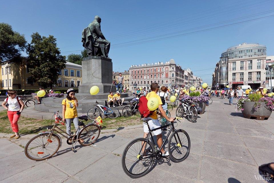 Люди в городе: Участники фестиваля «За велогород». Изображение № 4.