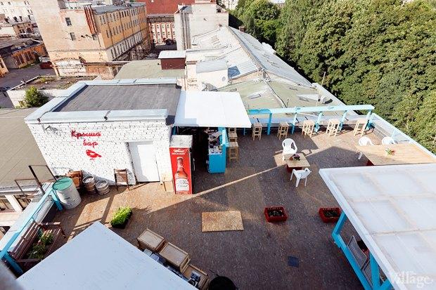 Новое место: Кафе «Крышабар». Изображение № 6.