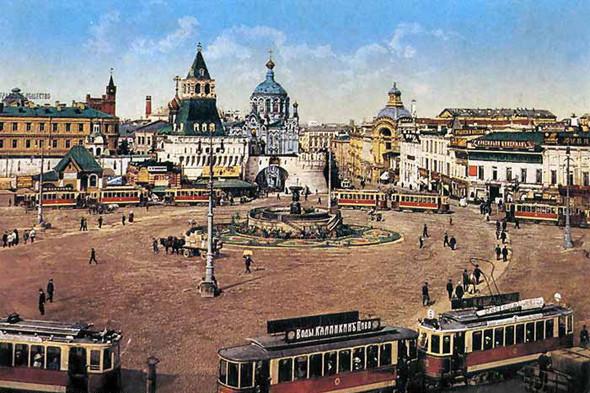 Лубянская площадь.. Изображение № 6.
