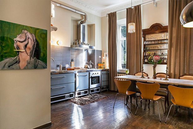 Избранное: 16 дизайнерских квартир. Изображение № 8.