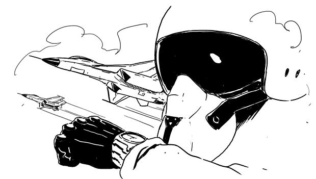 Как всё устроено: Лётчик из «Стрижей». Изображение № 3.