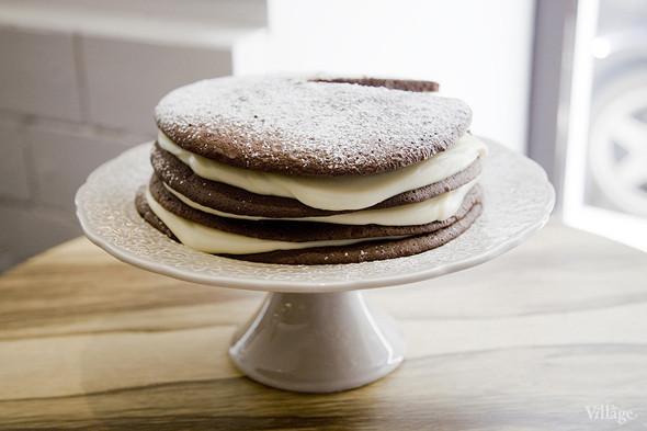 Cookie Cake (сливочный торт из знаменитого печенья) — 390 рублей. Изображение № 38.
