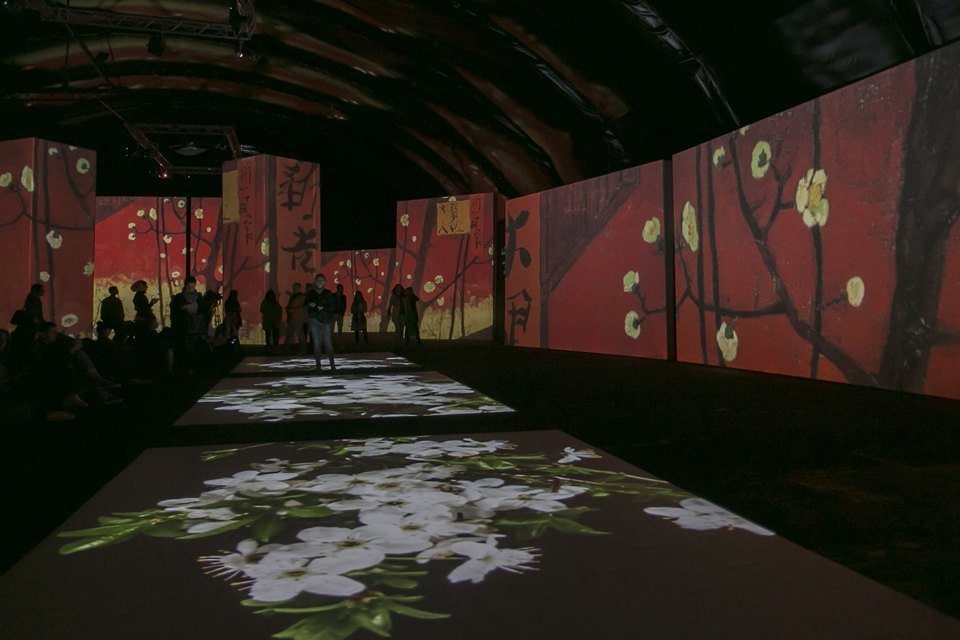 Выставка Van Gogh Alive . Изображение № 7.