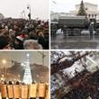 Митинг «За честные выборы» на проспекте Сахарова: Фоторепортаж, пожелания москвичей и соцопрос. Изображение № 3.
