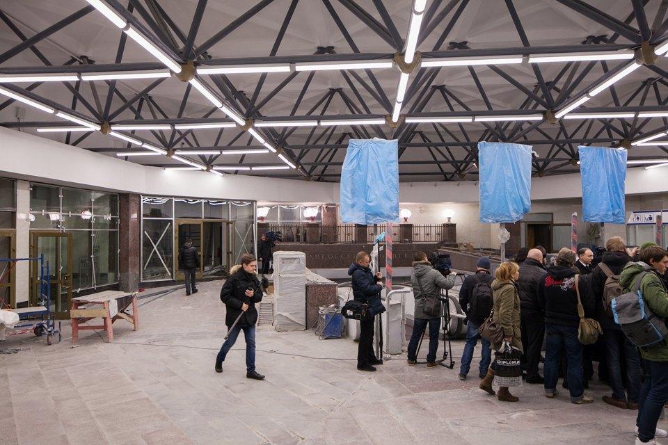 Как изменилась станция «Лиговский проспект» загод ремонта. Изображение № 2.