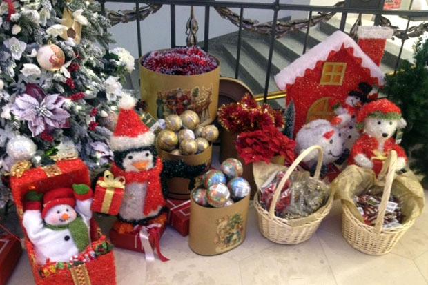 В ДЛТ открылся новогодний базар. Изображение № 2.