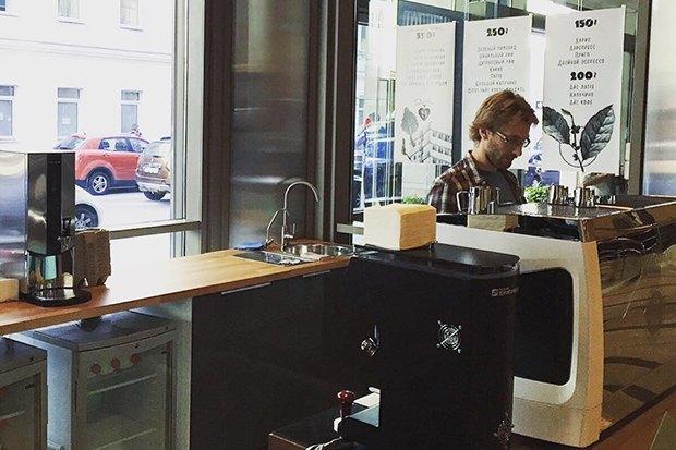 Бранчи на Даниловском рынке, бар Backyard de Moscou, две кофейни Les и кондитерская Kuzina. Изображение № 7.