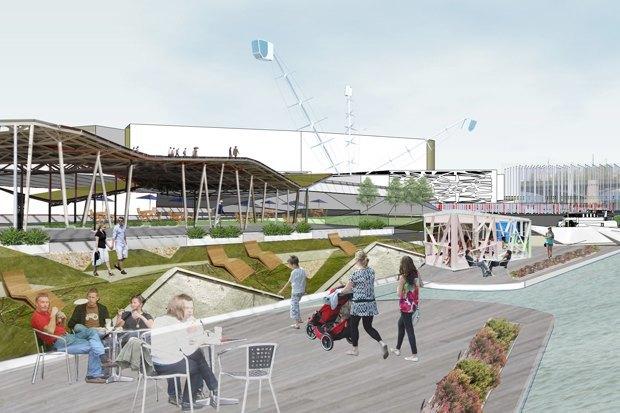 Идеи для города: Кинетический парк на месте «Набережной Европы». Изображение № 6.